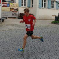 Bayerische Meisterschaften U16 in Regensburg